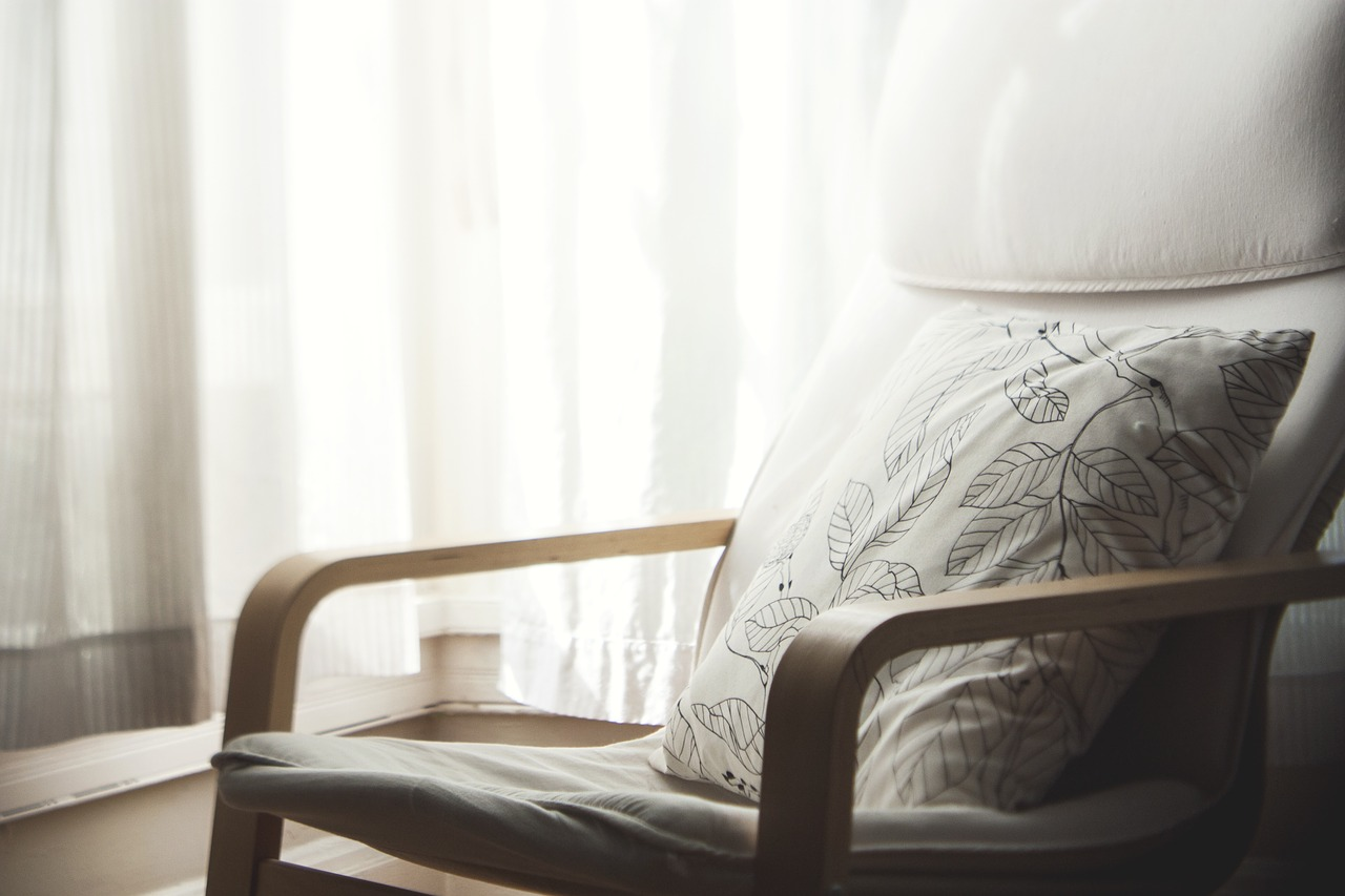 Armchair By Window Christine Tizzard Psychology