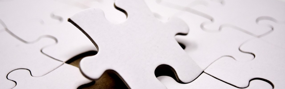 Puzzle piece demonstrating the challenges of Autism
